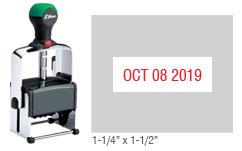 HM-6101 - HM-6101 Heavy Duty Self-Inking Dater