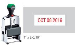 HM-6104 - HM-6104 Heavy Duty Self-Inking Dater
