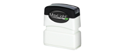 MaxLight™ One Color Message Stamps