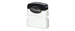 MaxLight™ Two Color Message Stamps