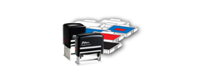 Shiny® Self-Inking Stamp Replacement Pads