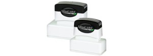 Maxlight™ Pre-Inked Stamps