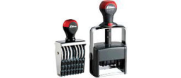 Phrase Daters & Numbering Machines