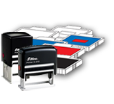 Replacement Pads for Shiny® Self-Inking Stamps