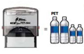 PET-844 - PET-844 Self-Inking Stamp