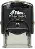 S-841 - S-841 Self-Inking Stamp