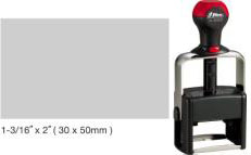 H-6003 - H-6003 Heavy Duty Self-Inking Stamp