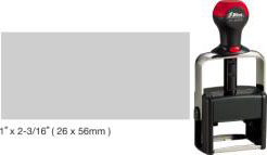 H-6004 - H-6004 Heavy Duty Self-Inking Stamp
