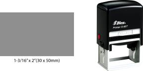 S-827 - S-827 Self-Inking Stamp